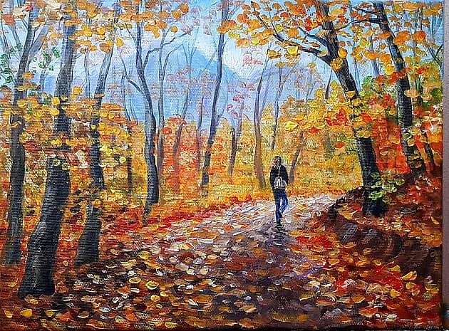 Осень в Железноводске