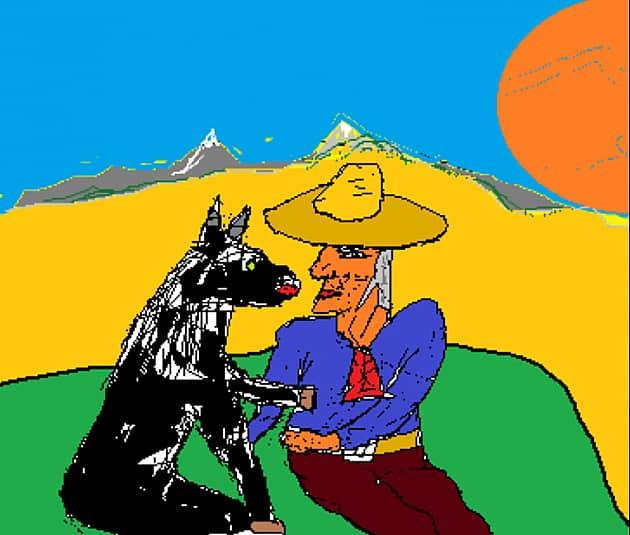 любовь ковбоя