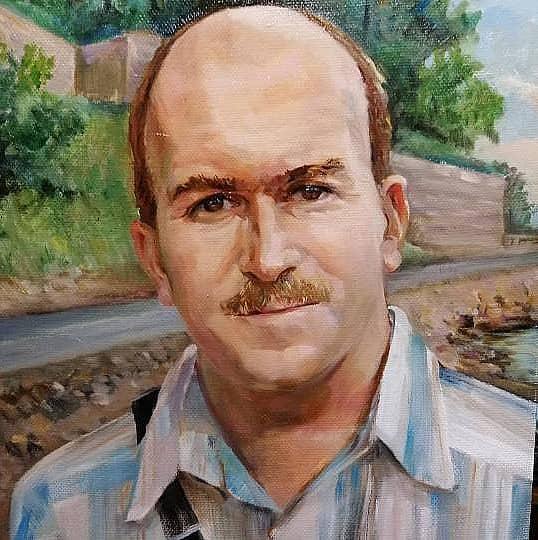 Портрет Сергея