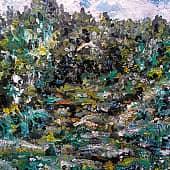 Лесные тропы, художник Konstantin