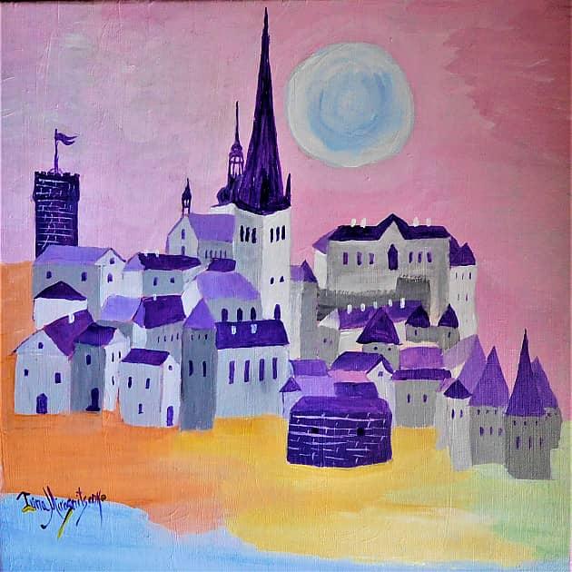 Средневековый Таллинн