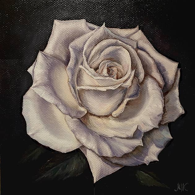 Портрет Розы Доверие