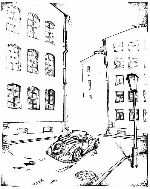 Улица, динамика