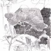 Берег у моря (5), художник Konstantin