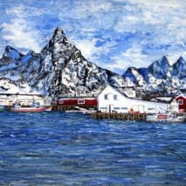 норвежский вид