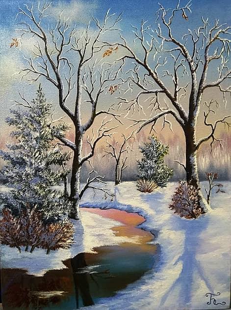 Зимняя мелодия