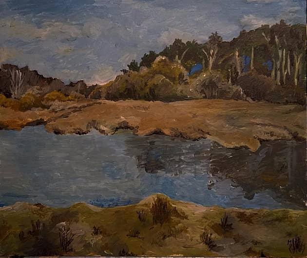 Разлив на реке Серая.