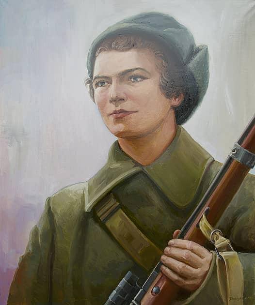 Портрет Ковшова