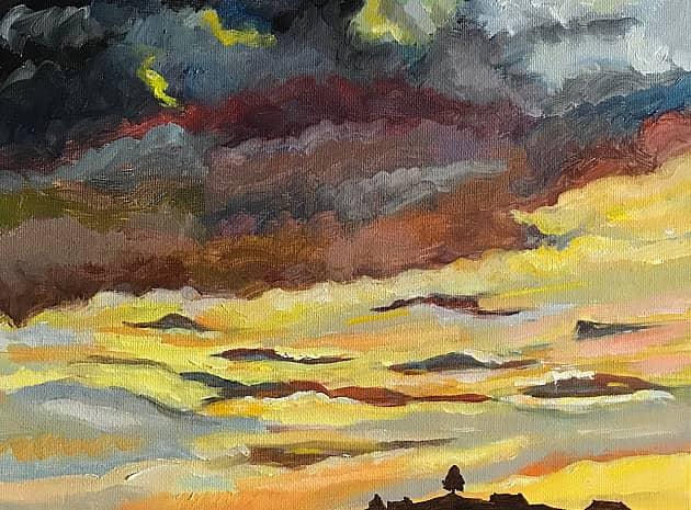 Облака из неведомой страны