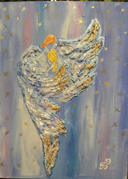 Ангел-Спасение
