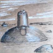 Станция (12), художник Konstantin
