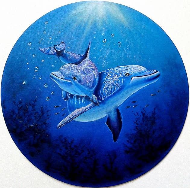 """""""Дельфины"""""""