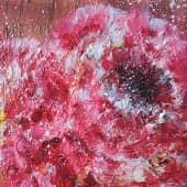 Пушистые цветы (4), художник Kerry Moore