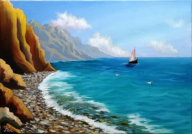 Ласковое море зовет
