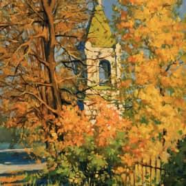 г. Егорьевск . Церковь на Нечаевской улице
