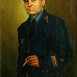 Портрет А.Т. Чижова