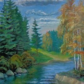 Синяя речка