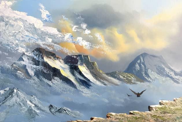Горы( второе дыхание)
