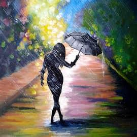"""""""Танцы под дождём"""""""