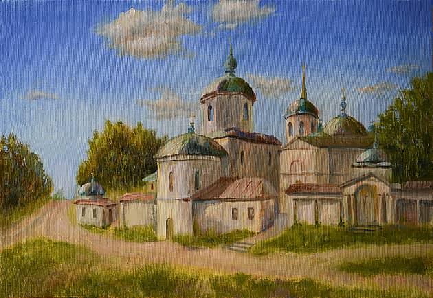 Храмы Старицы