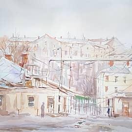 Призрак московских улочек