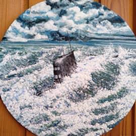 Фокстрот в море