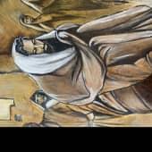 Иисус Христос и Мария (1), художник Елена