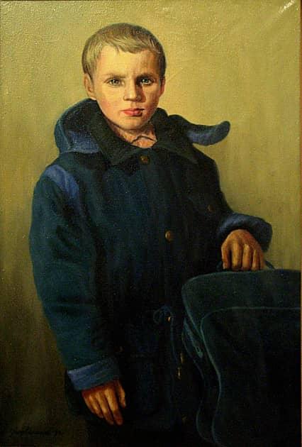 Портрет Жени Чижова