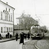 Улица Ленина. Прошлое в настоящем (4), художник ArtDed