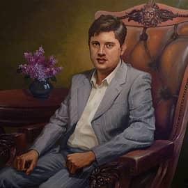 Портрет И.В. Струкова