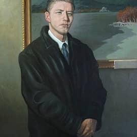 Портрет сына Александра