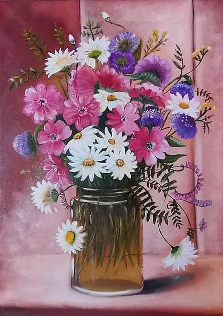 """"""" Полевые цветы"""""""
