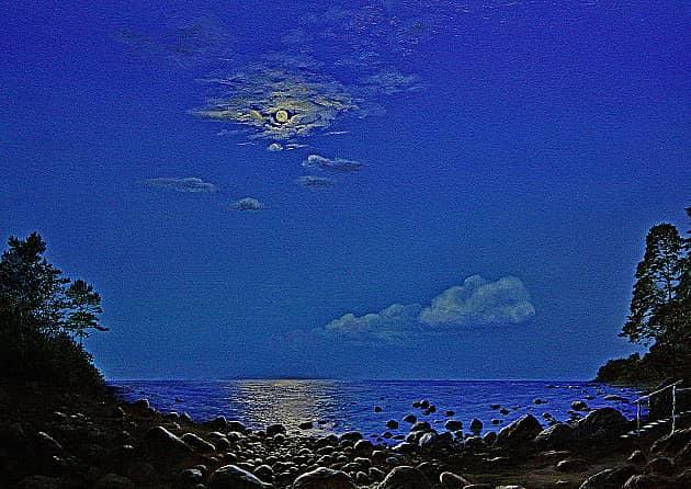 Лунная фантазия
