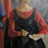 Вдохновение, художник Елена Свирина