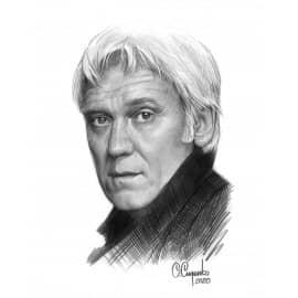 Портрет Александра Маршала