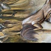 Иисус Христос и Мария (5), художник Елена