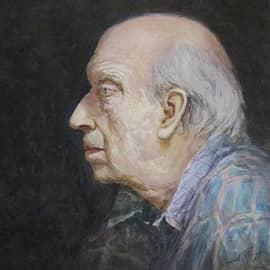 Портрет отца.