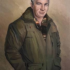 Портрет Ю.Т. Чижова