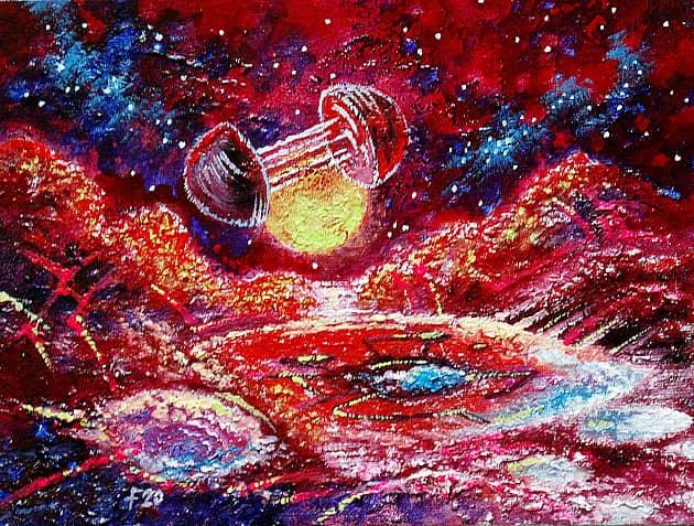 Плутон через миллиарды летПоследний форпост человечества