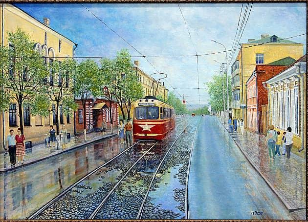 Улица Ленина. Прошлое в настоящем