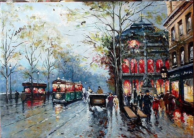 Париж Бланшара