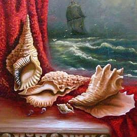 Воспоминание о море
