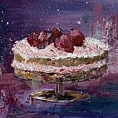 Торт, художник SvetaS