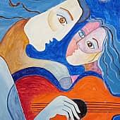 Только, художник Валентина Худякова