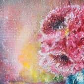 Пушистые цветы (1), художник Kerry Moore