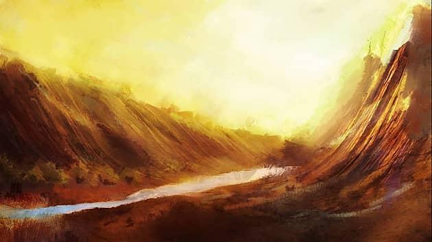 Жажда пустыни