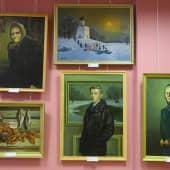 Портрет сына Владимира (2), художник Геннадий Литвиненко