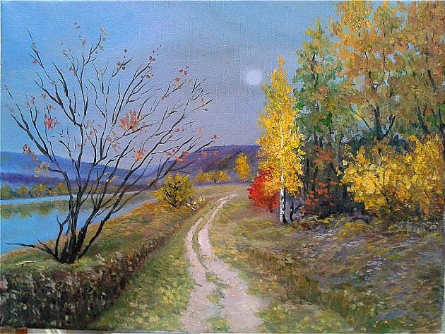 """""""Осенний пейзаж"""""""