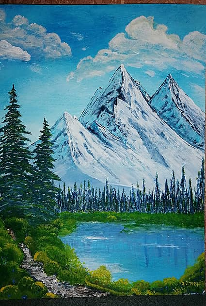 горы мечты