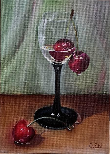 Пьяная вишня